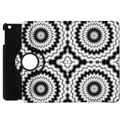 Pattern Tile Seamless Design Apple Ipad Mini Flip 360 Case