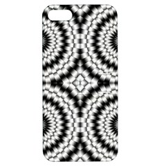Pattern Tile Seamless Design Apple Iphone 5 Hardshell Case With Stand