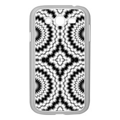 Pattern Tile Seamless Design Samsung Galaxy Grand Duos I9082 Case (white)
