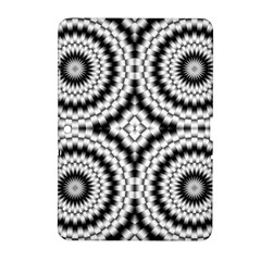 Pattern Tile Seamless Design Samsung Galaxy Tab 2 (10 1 ) P5100 Hardshell Case