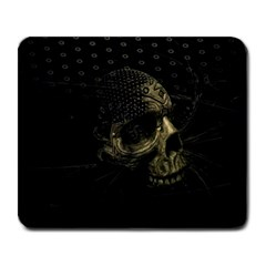 Skull Fantasy Dark Surreal Large Mousepads