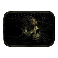 Skull Fantasy Dark Surreal Netbook Case (medium)