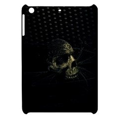 Skull Fantasy Dark Surreal Apple Ipad Mini Hardshell Case
