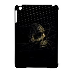 Skull Fantasy Dark Surreal Apple Ipad Mini Hardshell Case (compatible With Smart Cover)
