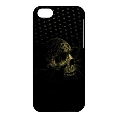 Skull Fantasy Dark Surreal Apple Iphone 5c Hardshell Case