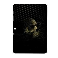 Skull Fantasy Dark Surreal Samsung Galaxy Tab 2 (10 1 ) P5100 Hardshell Case