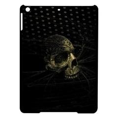 Skull Fantasy Dark Surreal iPad Air Hardshell Cases