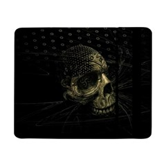Skull Fantasy Dark Surreal Samsung Galaxy Tab Pro 8 4  Flip Case