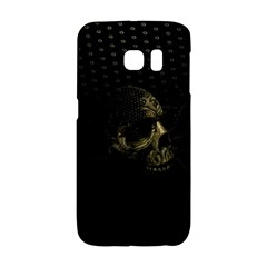 Skull Fantasy Dark Surreal Galaxy S6 Edge