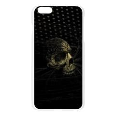 Skull Fantasy Dark Surreal Apple Seamless iPhone 6 Plus/6S Plus Case (Transparent)