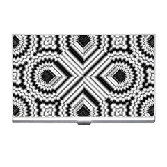 Pattern Tile Seamless Design Business Card Holders