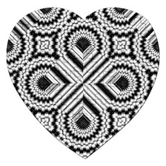 Pattern Tile Seamless Design Jigsaw Puzzle (Heart)