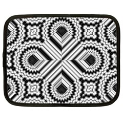 Pattern Tile Seamless Design Netbook Case (xl)