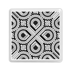 Pattern Tile Seamless Design Memory Card Reader (square)