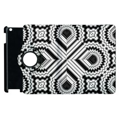 Pattern Tile Seamless Design Apple Ipad 3/4 Flip 360 Case
