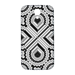 Pattern Tile Seamless Design Samsung Galaxy S4 I9500/i9505  Hardshell Back Case