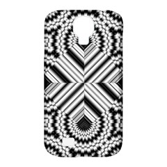 Pattern Tile Seamless Design Samsung Galaxy S4 Classic Hardshell Case (pc+silicone)