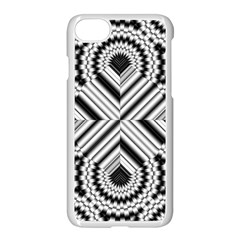 Pattern Tile Seamless Design Apple Iphone 7 Seamless Case (white)