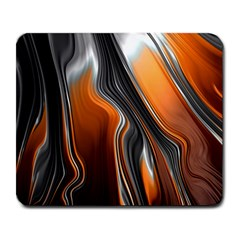 Fractal Structure Mathematic Large Mousepads