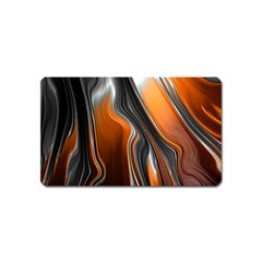 Fractal Structure Mathematic Magnet (name Card)