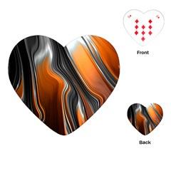 Fractal Structure Mathematic Playing Cards (heart)
