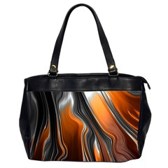 Fractal Structure Mathematic Office Handbags (2 Sides)