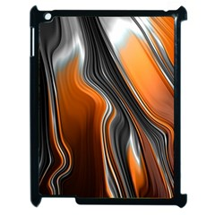 Fractal Structure Mathematic Apple Ipad 2 Case (black)