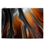 Fractal Structure Mathematic Cosmetic Bag (XXL)  Front