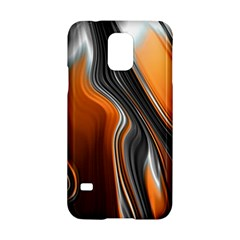 Fractal Structure Mathematic Samsung Galaxy S5 Hardshell Case