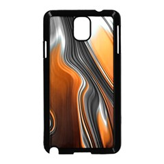 Fractal Structure Mathematic Samsung Galaxy Note 3 Neo Hardshell Case (black)