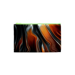 Fractal Structure Mathematic Cosmetic Bag (XS)