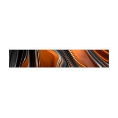 Fractal Structure Mathematic Flano Scarf (mini)