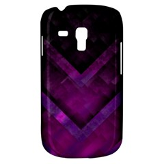 Purple Background Wallpaper Motif Design Galaxy S3 Mini