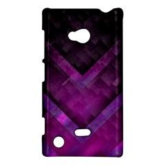 Purple Background Wallpaper Motif Design Nokia Lumia 720