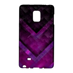 Purple Background Wallpaper Motif Design Galaxy Note Edge