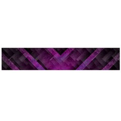 Purple Background Wallpaper Motif Design Flano Scarf (large)
