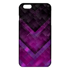 Purple Background Wallpaper Motif Design Iphone 6 Plus/6s Plus Tpu Case