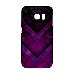 Purple Background Wallpaper Motif Design Galaxy S6 Edge