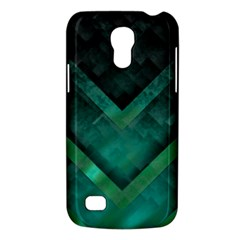 Green Background Wallpaper Motif Design Galaxy S4 Mini
