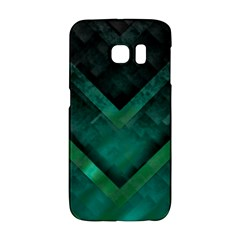 Green Background Wallpaper Motif Design Galaxy S6 Edge