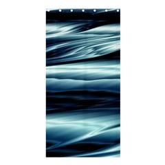 Texture Fractal Frax Hd Mathematics Shower Curtain 36  X 72  (stall)