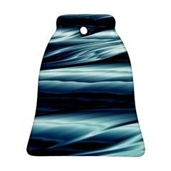 Texture Fractal Frax Hd Mathematics Ornament (bell)