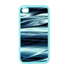 Texture Fractal Frax Hd Mathematics Apple Iphone 4 Case (color)