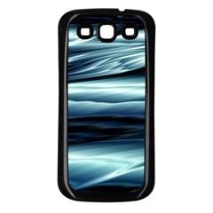 Texture Fractal Frax Hd Mathematics Samsung Galaxy S3 Back Case (black)