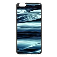 Texture Fractal Frax Hd Mathematics Apple Iphone 6 Plus/6s Plus Black Enamel Case