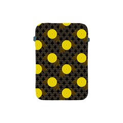 Sunflower Yellow Apple iPad Mini Protective Soft Cases