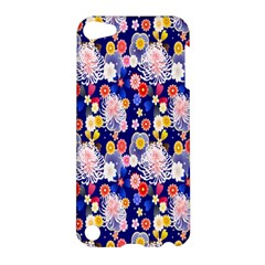 Season Flower Arrangements Purple Apple iPod Touch 5 Hardshell Case