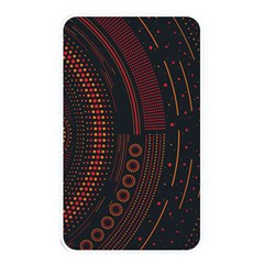 Creative Direction Illustration Graphic Gold Red Purple Circle Star Memory Card Reader