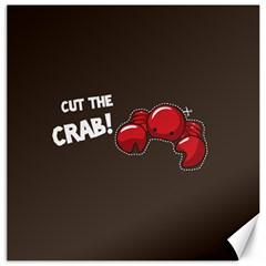 Cutthe Crab Red Brown Animals Beach Sea Canvas 16  X 16