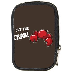 Cutthe Crab Red Brown Animals Beach Sea Compact Camera Cases